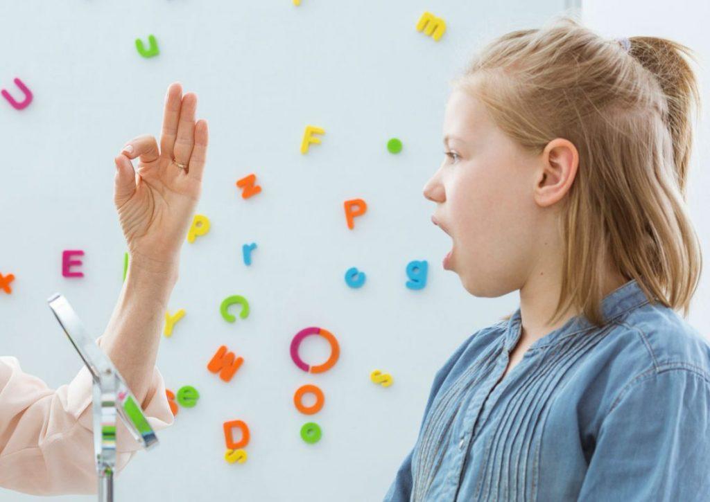 اختلالات تلفظی