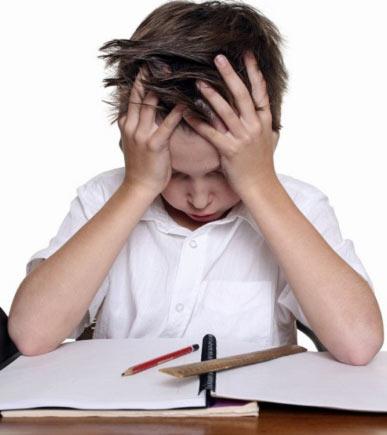 اختلالات خواندن و نوشتن